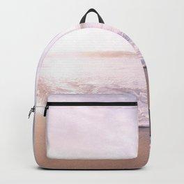 Sea Pastel Beach Tropical Backpack