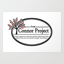 The Connor Project Art Print