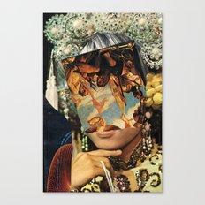 titicaca Canvas Print
