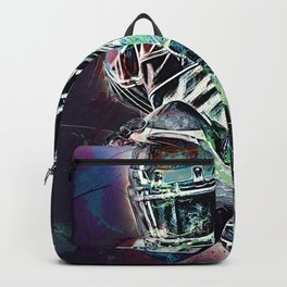 Football Player Backpack