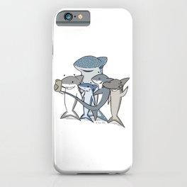 Shark Selfie iPhone Case