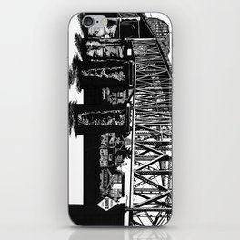 Manette Bridge iPhone Skin