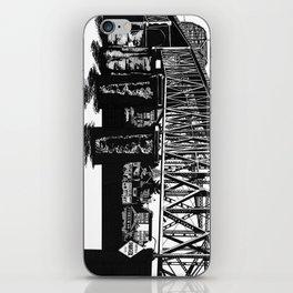 Manette Bridge iPhone Skin