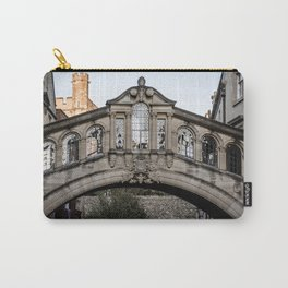 Bridge of Sighs Oxford University England Carry-All Pouch