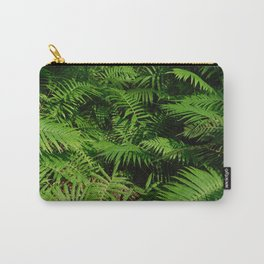 Ferns in the garden Carry-All Pouch
