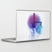 carnage Laptop & iPad Skins featuring Electronic Music Fan by Sitchko Igor