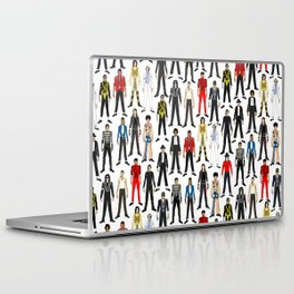 Beat IT Pattern Laptop & iPad Skin