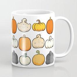 Pumpkins and Pug Butts Coffee Mug