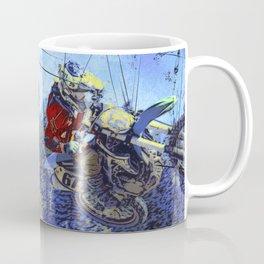 Motocross Dirt-Bike Championship Race Coffee Mug