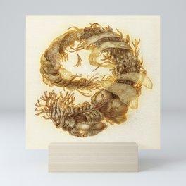 Serra Herba Mini Art Print