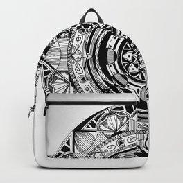 Mandala Drama Backpack