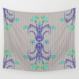 Kantha bouquet 4 Wall Tapestry