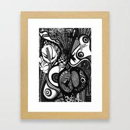 Liberation Lily Framed Art Print
