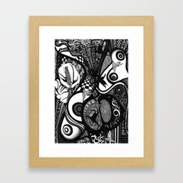 Liberation Lily Framed Art Print