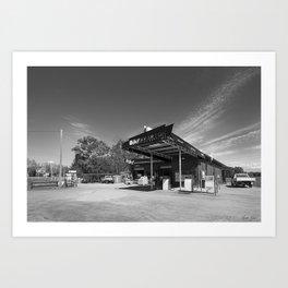 Farm Supplies, Everton Art Print
