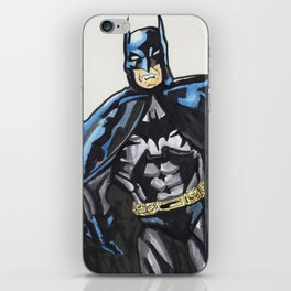 Bat-Man iPhone Skin