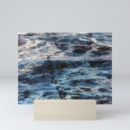 Marble in reverse I Mini Art Print