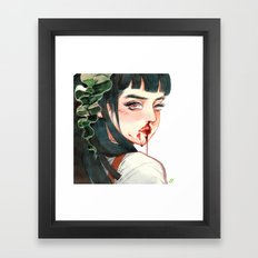Taste Like Framed Art Print