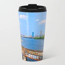 BU Bridge  Travel Mug