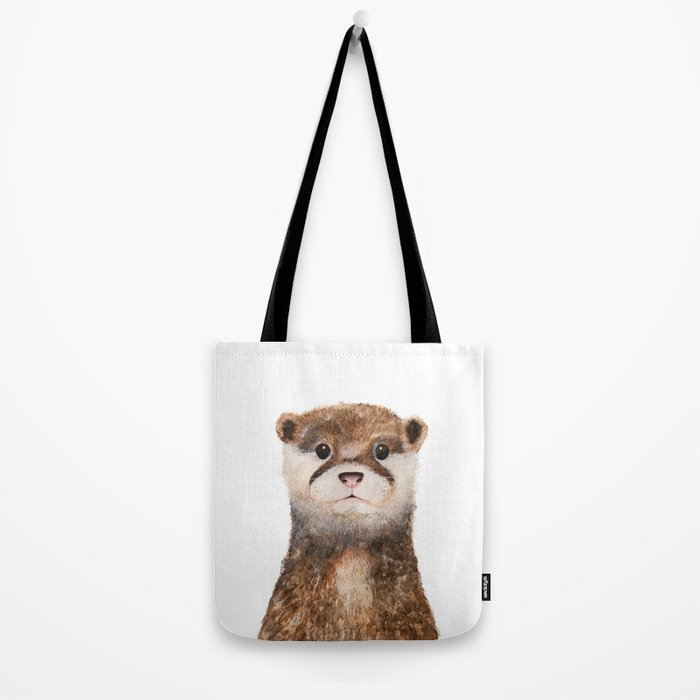 Little Otter Tote Bag