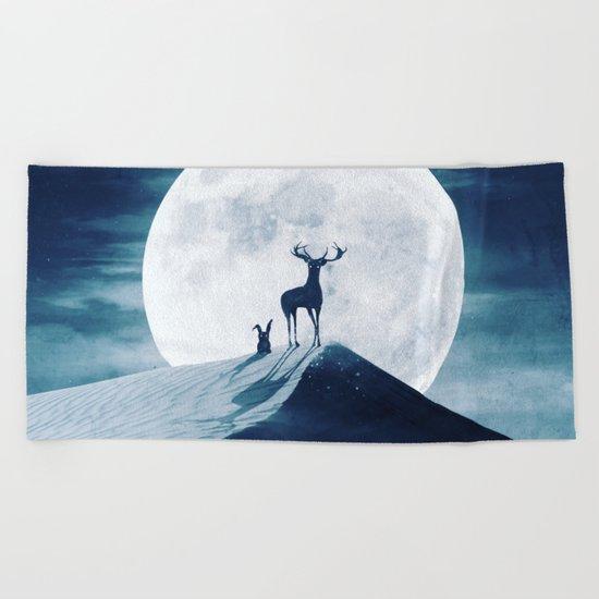 Lost Beach Towel