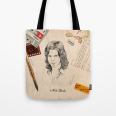 Nick Drake 2015 Tote Bag