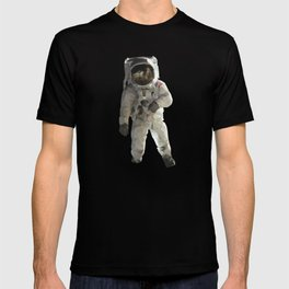 Astronaut Low Poly T-shirt