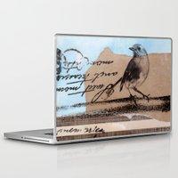birdy Laptop & iPad Skins featuring Birdy by zAcheR-fineT