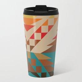 American Native Pattern No. 107 Travel Mug