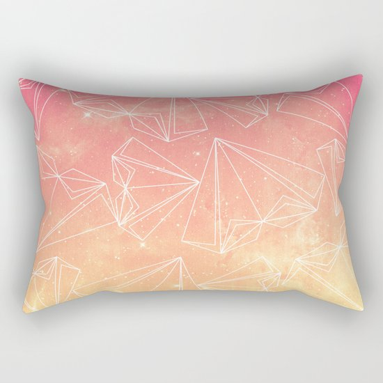 A heart is made of ... wishes Rectangular Pillow