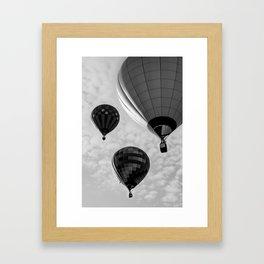 liftoff Framed Art Print