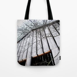 Up, up, up, up Tote Bag