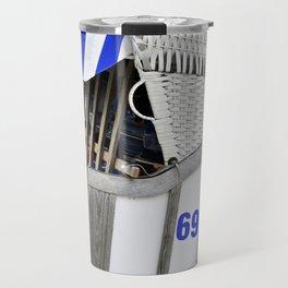 Beach Chair 69 on the Baltic Sea Travel Mug