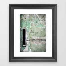 Can you keep a secret? Framed Art Print