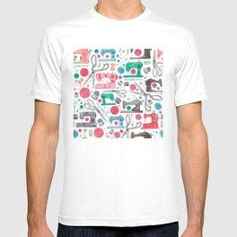 Sewing Pattern. T-shirt