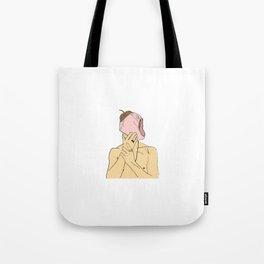 LOVE undies Tote Bag