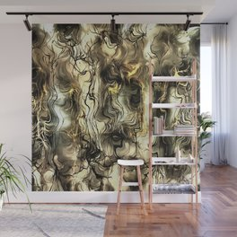 Nervous Tension Wall Mural