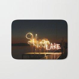 Silver Lake Nights Bath Mat