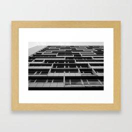 Modern Berlin  Framed Art Print
