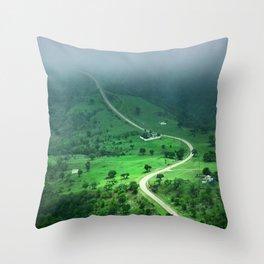 Salalah Oman 5 Throw Pillow