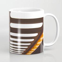 Montreal Subway   Métro de Montréal Coffee Mug