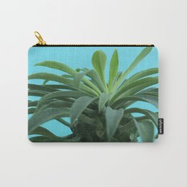 Euphorbia hypogaea(blue) Carry-All Pouch