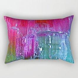 Bicolor Tourmaline Rectangular Pillow