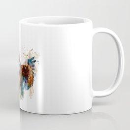 Free and Deadly Eagle Coffee Mug