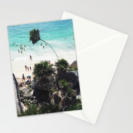 Playa Paraiso Stationery Cards