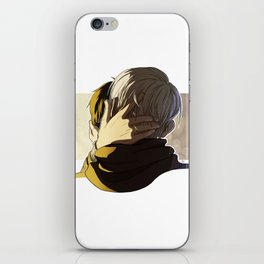 For Luck iPhone Skin
