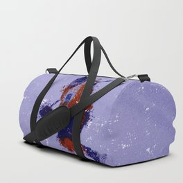 Eyes on the Prize - Ice Hockey Player Duffle Bag