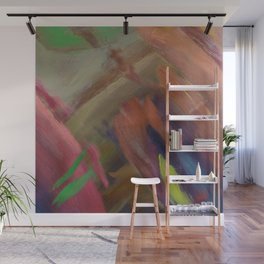 Abstract Emotion Wall Mural