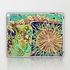 Jardin 3 Laptop & iPad Skin
