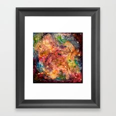 Blast Off Framed Art Print